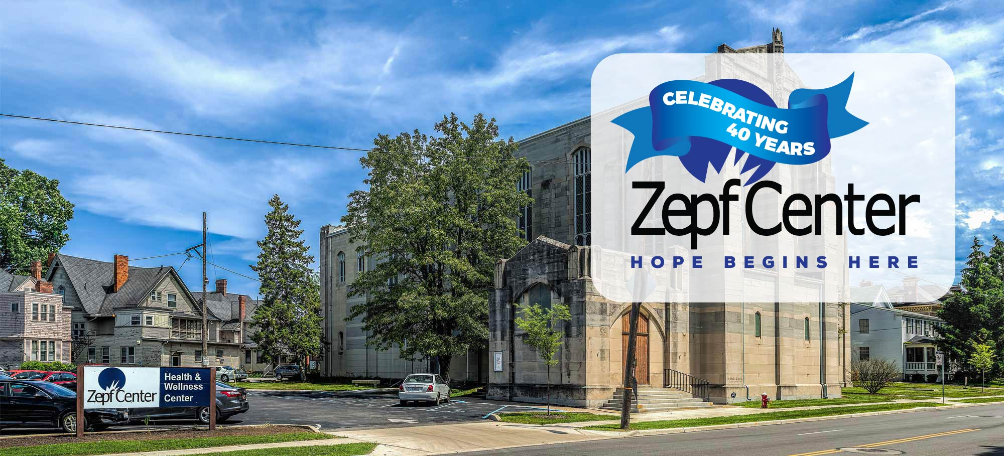 Zepf Center - Health & Wellness Center